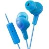 ขาย หูฟัง JVC Gumy HA-FR6 ไดรฟ์เวอร์ Neodymium มีไมค์ในตัว รองรับ iPod , iPhone , iPad , BlackBerry