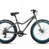 จักรยานล้อโต TRINX FATBIKE ,T106 7 สปีด 2016