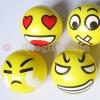 ลูกบอลหน้าเหลือง บริหารมือ x 12