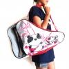 กระเป๋าสเก็ตแบบสะพายข้าง Panda มี 3 สีให้เลือก