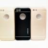 เคส Motomo อลูมิเนียมขอบนิ่ม ไอโฟน 6/6s 4.7 นิ้ว
