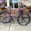 จักรยานเสือภุเขา TWITTER TW7900 เฟรมอลู ลบรอย 30 สปีด ล้อ 29 นิ้ว ดุมแบร์ริ่ง โช๊คลม ปี 2017