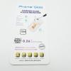 ฟิล์มกระจก Asus Zenfone 3 Max (ZC520TL) 5.2 ไม่เต็มจอ