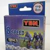 โซ่จักรยาน 8 สปีด YBN