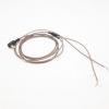 สายไฟสำหรับหูฟังแบบมาตรฐาน ทองแดง 32แกนปราศจากOxygen [1เส้น]