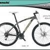 Bianchi kuma 27.1 ล้อ 27.5 เกียร์ 27 speed ดิสน้ำมัน 2014