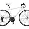 จักรยานไฮบริด Bianch Roma 3 24 สปีด เฟรมอลู 2016 (ไซส์ 54)