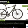 จักรยานไฮบริด MERIDA SPEEDER 200 ,18 สปีด Sora 2016