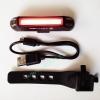 ไฟท้ายจักรยาน twitter รุ่น tw-166 ชาร์จ USB กันน้ำ