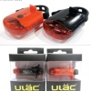 ไฟจักรยาน ULAC UT1 USB rechargable LED Rear light