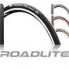 ยางนอก IRC ROADLITE, 700X23C, สีดำ, สีแดง, สีเทา, สีเหลือง