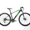 Trinx B700 จักรยานเสือภูเขา Trinx เฟรมอลู ซ่อนสาย 27 สปีด,ดิสน้ำมัน ดุมแบร์ริ่ง Novatec 27.5,2017