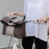 VINCITA ,B010U กระเป๋าหน้าแฮนด์สำหรับผู้หญิง (วีโอล่า)