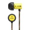 ขาย KZ HDS1 (มีไมค์ในตัว) หูฟังอินเอียร์แนวใหม่จิ๋วแต่แจ๋ว ให้คุณภาพเสียงระดับ HD (สีเหลือง)