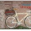 จักรยานฟิกเกียร์ MEADOW Vintage 700C