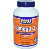 Now food Omega 3 200 Softgel