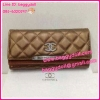 กระเป๋าตังค์ชาแนล Chanel Wallet **เกรดAAA** เลือกลายด้านในค่ะ