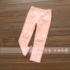 กางเกงลายจุดสีชมพู แพ็ค 5 ชิ้น [size 3y-4y-5y-7y-8y]