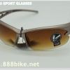 แว่นตากันแดด Anti-broken Man Sports Cycling Sunglass zl002
