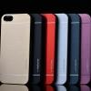 เคสฝาหลังอลูมิเนียม Motomo Iphone 5/5s