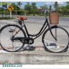 จักรยานแม่บ้านสไตล์วินเทจ ผ่าหวาย TIGER XUNI(ซูนิ) วงล้อ 24 นิ้ว