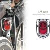 ไฟท้ายอลูมิเนียมวินเทจ Kiley LM-002