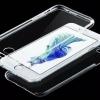 เคสใสฝาประกบ 360 องศา แบบนิ่ม ซัมซุง Note 5