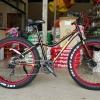จักรยานล้อโต TRINX Fatbike ,M516D เฟรมอลู 7 สปีด ล้อ 26x4.0 นิ้ว
