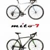 จักรยานเสือหมอบ ดัสแลนดิ วิเกอร์ Duslanti MITO 7 2017