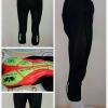 กางเกงขาสี่ส่วน be present (เป้าเจลพร้อมแถุบซิลิโคนปลายขา),LE11502