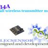 small wireless transmitter module