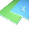 เบาะรองคลาน สีทูโทน ฟ้า-เขียว ขนาด 1x2 เมตร หนา 1.5 นิ้ว