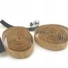 ผ้าพันแฮนด์ สีน้ำตาลลายไม้ VINCITA BAR TAPE : T002 (BROWN CORK WOOD)