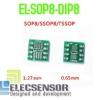 sop8 ssop8 to Dip8