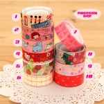 Cartoon Decorative Tape 2