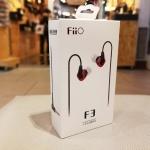 FiiO F3 หูฟังอินเอียร์ไดร์เวอร์แบบใหม่ คล้องหู ราคาสุดคุ้ม มีไมค์