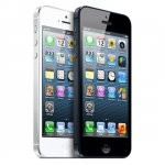 ไอโฟน 5 16GB เครื่องนอก Model LL(Refurbish) แถม CASE