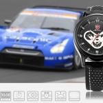 นาฬิกาข้อมือชายแฟชั่น Shank Sport watch SH088