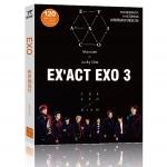 โปสการ์ด+โปสเตอร์ EX'ACT EXO 3