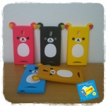 Cute Bear Silicon Case for Oppo Find Way