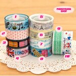 Cartoon Decorative Tape 4