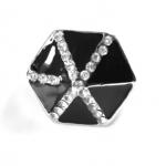 แหวน EXO / สีดำ