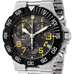 Men's Summit XLT Grey Dial Stainless Steel 241409