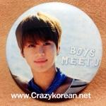 [พร้อมส่ง] เข็มกลัด SHINee-Boy Meet U (Taemin)