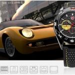 นาฬิกาข้อมือชาย Shark Sport Watch SH 081