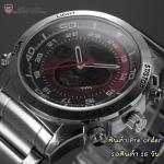 นาฬิกาข้อมือชายแฟชั่น Shank Sport watch SH149