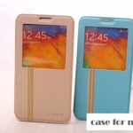 เคสซัมซุงโน๊ต3 Case Samsung Galaxy note 3 เคสฝาพับ UFO สุดหรูมีเส้นคาดสวยมากๆ ราคาส่ง ขายถูกสุดๆ