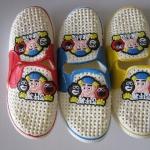 รองเท้าเด็กเปิดส้น ไซส์เด็ดเล็ก คู่ละ 45 บาท
