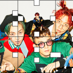 [EXO] : CBX - HEY MAMA! (1st MINI ALBUM) + POSTER
