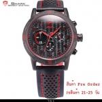 นาฬิกาข้อมือชายแฟชั่น Shank Sport watch SH251-SH255